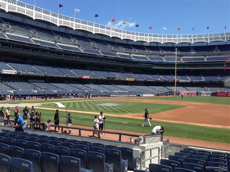 what section are the bleachers at yankee stadium yankee stadium section 114b new york yankees