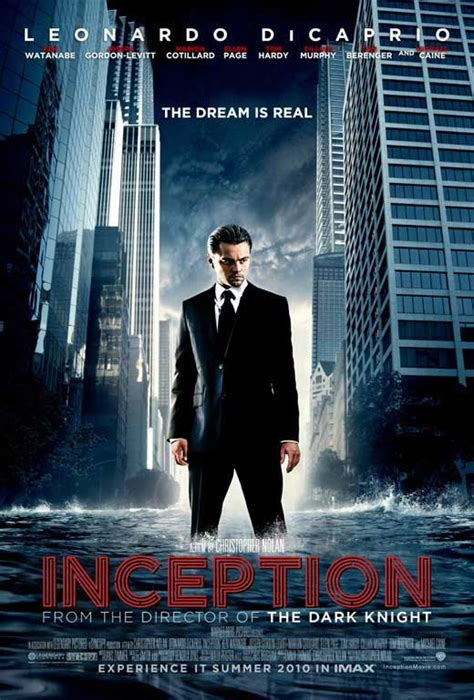 Inception Movie Posters K 11 Poster