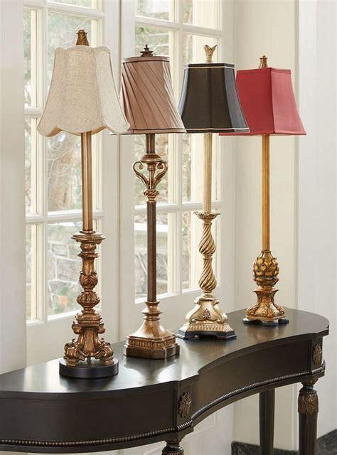 stunning french buffet lamp designs   love