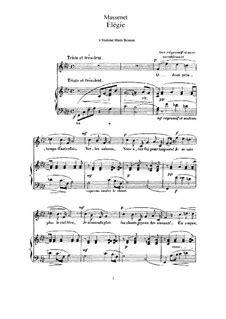 0044082428 melodies low voice and piano dix pi 232 ces de genre op 10 by j massenet sheet music on