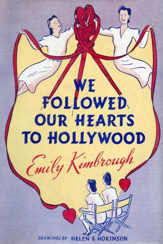 our tainted hearts books we followed our hearts to by emily kimbrough