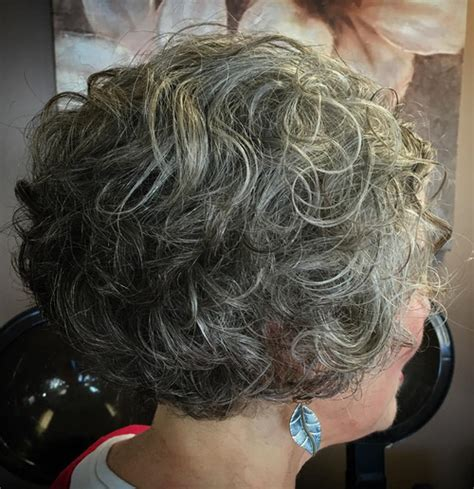 hairstyles for salt and pepper hair 60 gorgeous hairstyles for gray hair