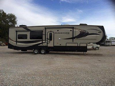 2014 crossroads rv rushmore fifth wheel series jefferson rvs for sale in derby kansas