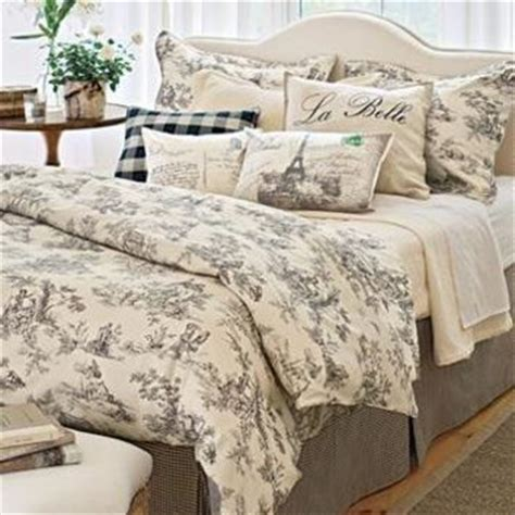 country curtains bedding lenoxdale toile duvet cover country from countrycurtains com