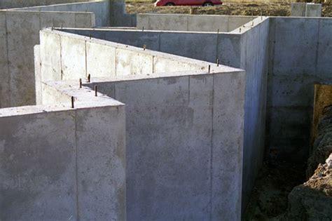 poured concrete basement concrete basements poured with aluminum concrete forms precise forms inc