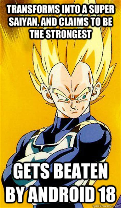 Super Saiyan Meme - vegeta super saiyan meme