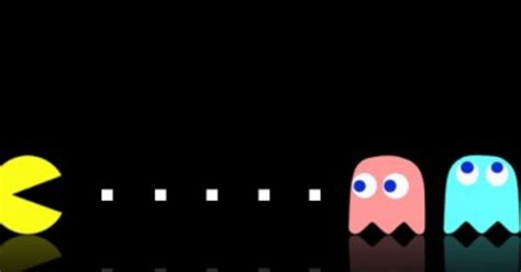 template powerpoint video game pac man game templates powerpoint background available in