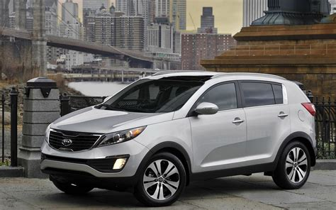 road car kia sportage  wallpapers  images