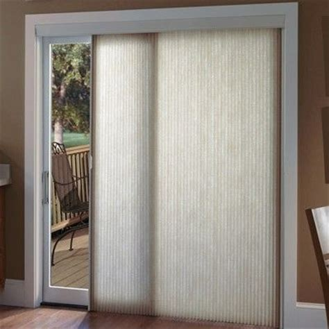 Blind For Patio Doors by Cellular Sliders Are A Great Choice For Patio Door Blinds