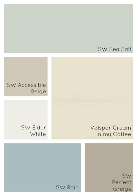 Paints Color Palette Interior by 25 Best Ideas About Paint Colors On Interior