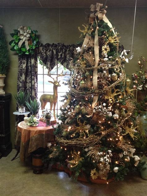 cotton christmas tree fun for the holidays pinterest