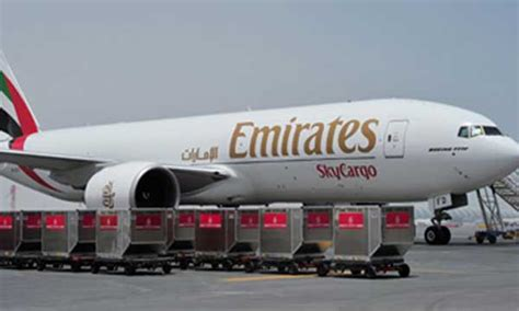 emirates cargo tracking emirates skycargo freighter operations get ready for dwc