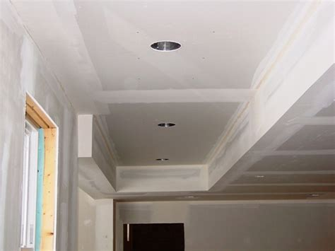 how to finish drywall ceiling basement ceilings drywall or a drop ceiling