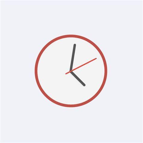 Google Clock Icon by owencm on DeviantArt