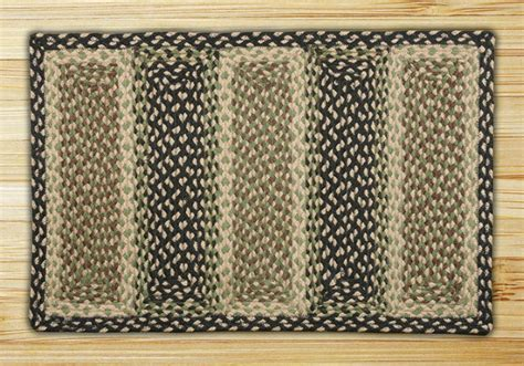 soft grass rug rectangle soft patch grass green and ivory jute braided earth rug 174