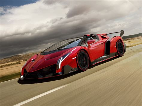 Lamborghini Diesel Lamborghini Veneno Roadster 2014 Car Wallpapers 02
