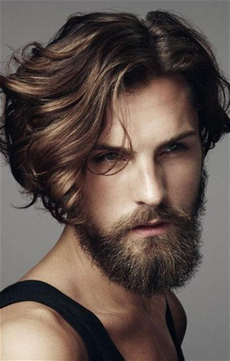 corte pelo largo hombre los mejores cortes de cabello para hombre invierno 2018