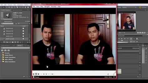 tutorial edit video dengan adobe premiere cs3 cara membuat video cloning dengan adobe premiere cs3