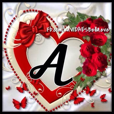imagenes de corazones con iniciales la vida es bella iniciales en corazones