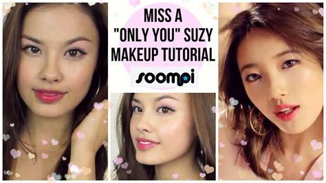 download vidio tutorial make up korea miss a quot only you quot suzy m v kpop makeup tutorial youtube