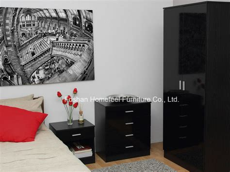 cheap black gloss bedroom furniture cheap black gloss bedroom furniture sets nrtradiant