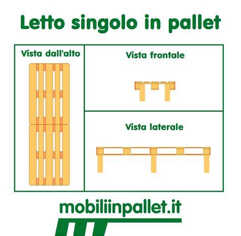 Letto Con I Pallet by Come Costruire Un Letto In Pallet Archivi Mobili In Pallet