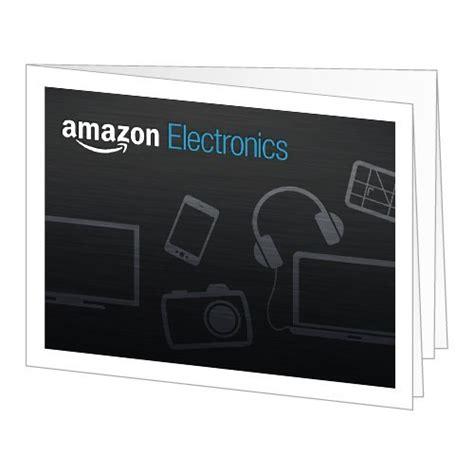 Amazon Electronics Gift Card - amazon gift card print amazon electronics goldcart com