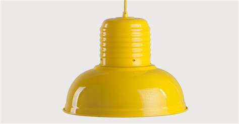 Yellow Pendant Light Jackson Pendant Light In Gloss Yellow Made
