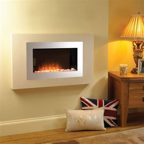 hang on wall fireplace comodo hang on the wall electric living room electric fires and hang on