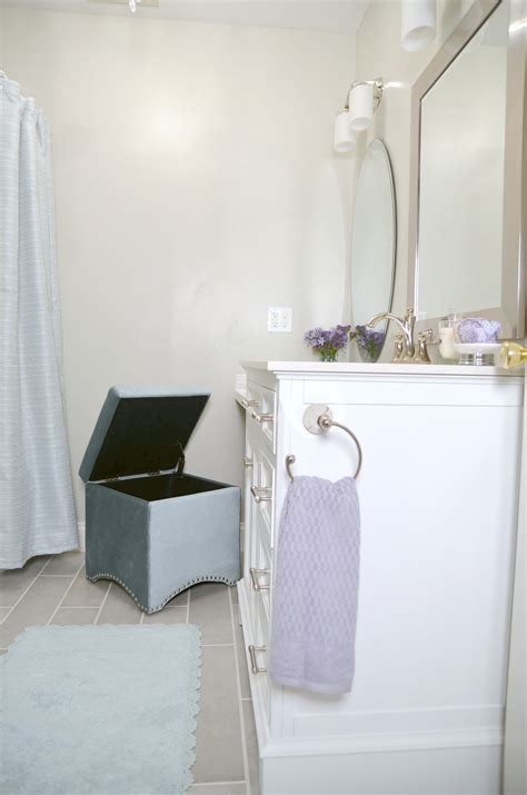 Bathroom Makeovers From Lowes Lowe S Bathroom Makeover Reveal Beneath My