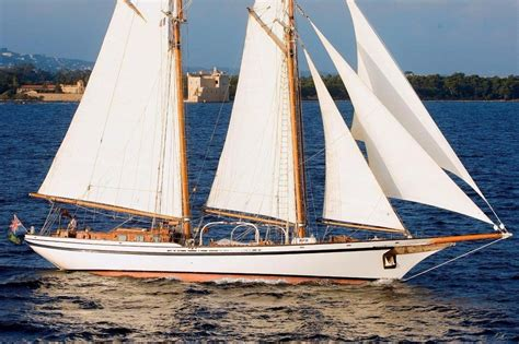 small boat loan 1982 lunstroo schooner type herreshoff sail boat for sale