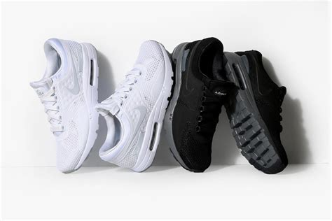 Termurah Nike Airmax Zero Black White Go nike air max zero qs sneakers in black and white hypebeast