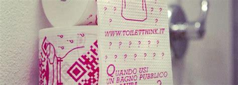 italian mobile code italian anti hiv caign places qr code on toilet paper