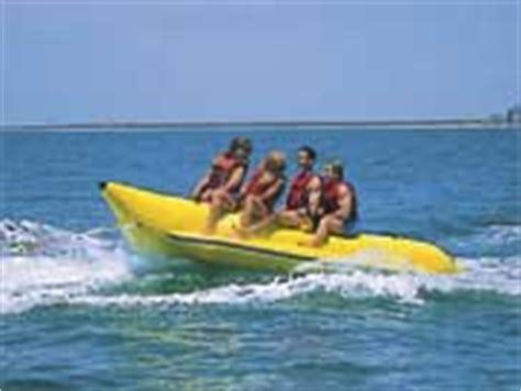 banana boat pcb banana boat rides boat rentals panama city beach