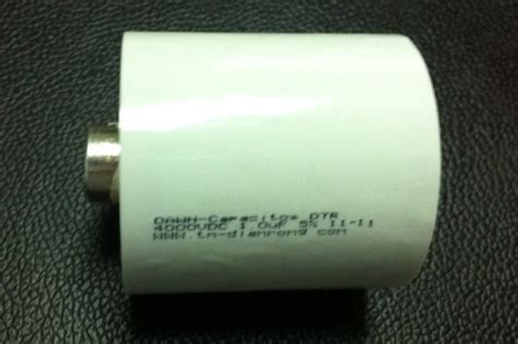 what is a resonant capacitor gto absorption capacitance of high frequency resonant capacitor 1uf 4000vdc non inductive