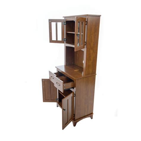 tall kitchen islands oak tall microwave cabinet serving utility carts kitchen