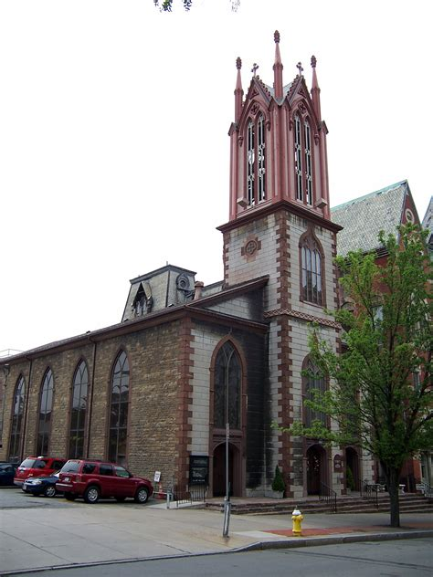 the history of the episcopal church