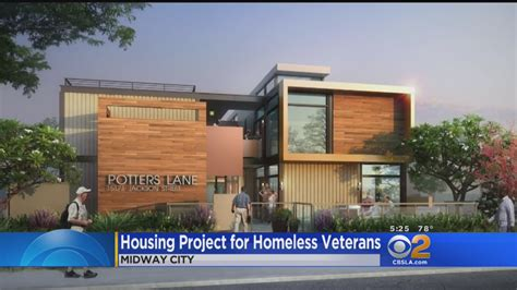 housing project for homeless veterans unveiled in oc 171 the