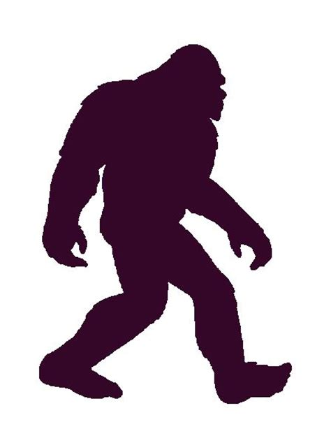 vector bigfoot images shared
