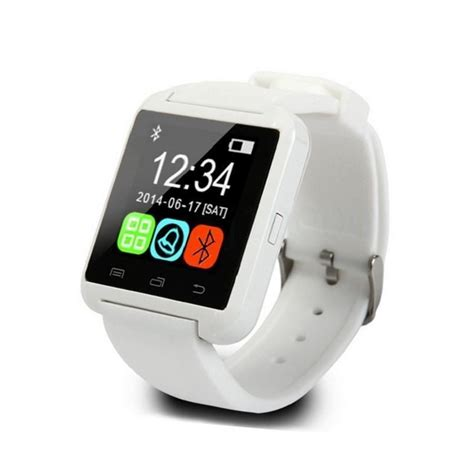 smart for android u8 smart bluetooth bracelet phone mate for ios android smartphone white ebay