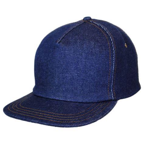 Denim Hat new york hat cap denim strapback baseball cap blank