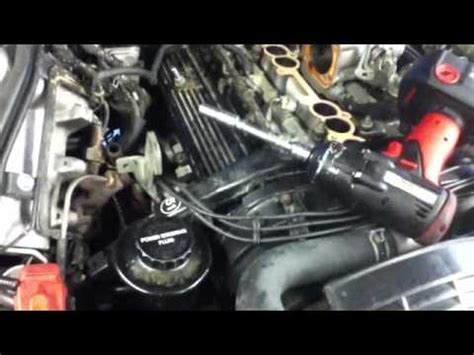how cars engines work 1996 toyota avalon spare parts catalogs how to replace valve cover gaskets on toyota 3 0l v6 youtube