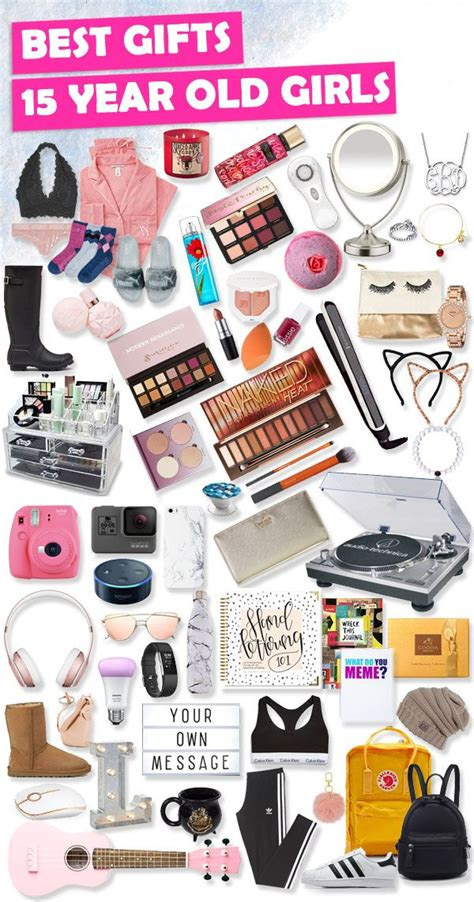 gifts for 15 year old girls 15 years teen and gift