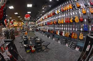 Guitar Center The End Of Guitar Center Thoughts On Big Box Retailing