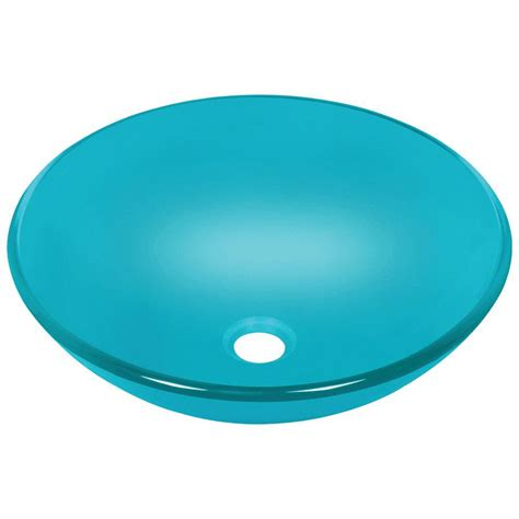 mr direct vessel sinks mr direct glass vessel sink in turquoise 601 turquoise