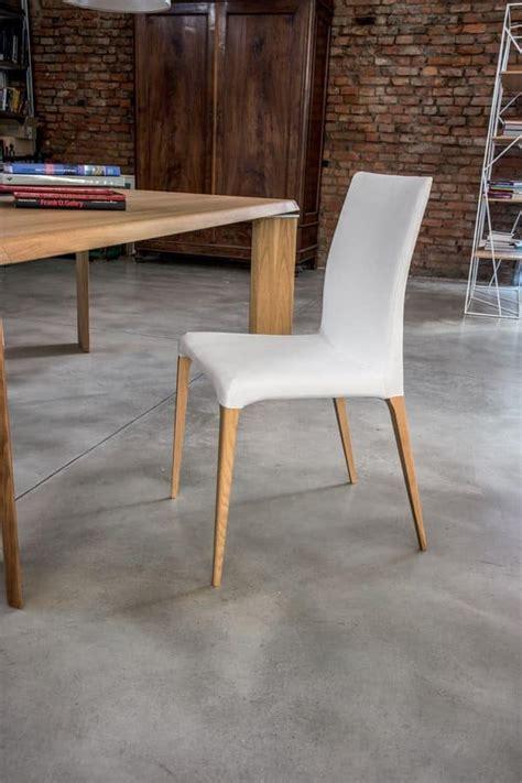 sedie pranzo imbottite sedia moderna imbottita per cucina e sala da pranzo