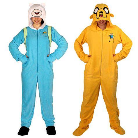 Finn Adventure Time Onesie cult onesies adventure time pajamas