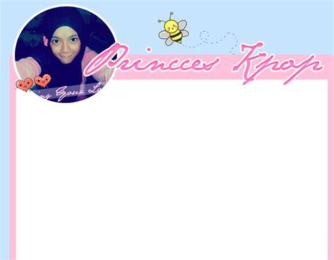 doodle name nurul princess kpop