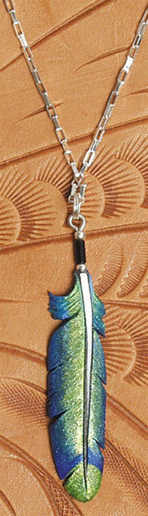hummingbird feather pendant