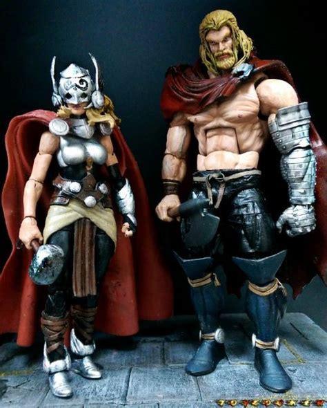 Marvel All Figure thor all new thor marvel legends custom figure custom figures by others